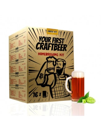 Kit Extracto Amber Ale